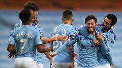 El TAS revoca la sanción del Manchester City y podrá jugar en Champions