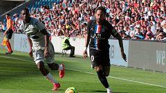 5.000 aficionados acuden al amistoso entre el PSG y Le Havre