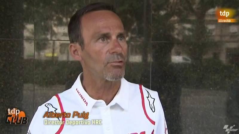 """Alberto Puig: """"Pol Espargaró tiene un espíritu de pilotaje que podría adaptarse a nuestra Honda"""""""
