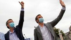Análisis del 12J: En una situación de pandemia, Galicia y País Vasco votan continuidad
