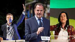 Elecciones 12J: Feijóo consigue su cuarta mayoría absoluta, Iturgaiz pierde escaños en Euskadi y Vox entra en el Parlamento vasco
