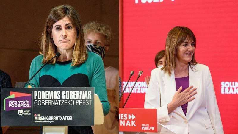Elecciones 12J: Podemos se hunde y el PSOE sube un escaño en Galicia y el País Vasco