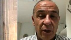 """Manel Ezquerra, alcalde de Alcarrás (Lleida): """"Volver a fases anteriores será la ruina para muchos sectores"""""""