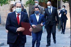 Torra aprueba el decreto para poder confinar Lleida a pesar de la decisión judicial