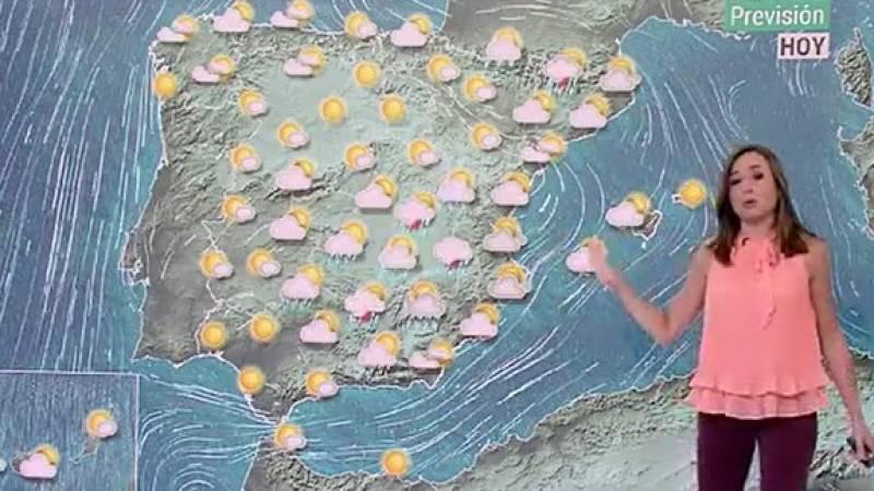 La Aemet prevé descenso de temperaturas diurnas en la mayor parte de la Península