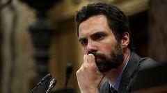 """Torrent denuncia que en España se practica el """"espionaje político"""" en el marco de una """"causa general contra el independentismo"""""""