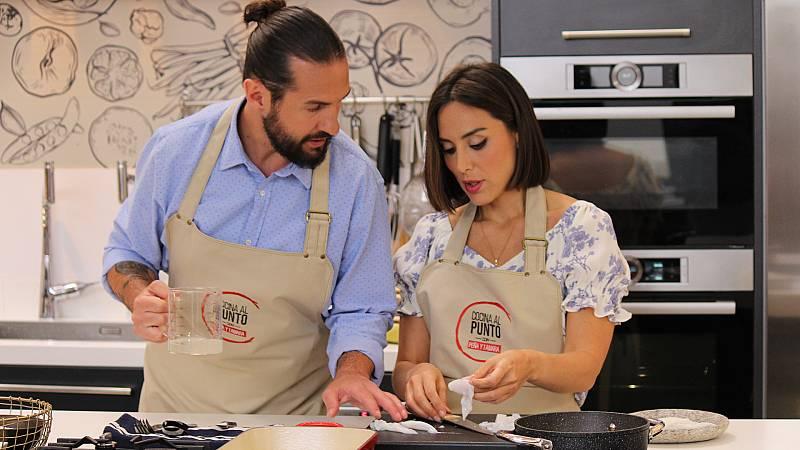 Cocina al punto con Peña y Tamara - La coquina de isla Canela - ver ahora