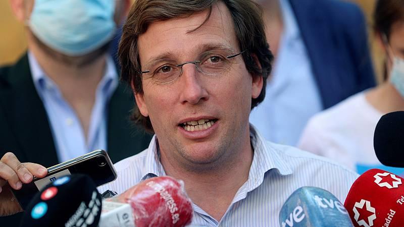 """El alcalde de Madrid pide a los madridistas que """"no se acerquen a Cibeles"""""""