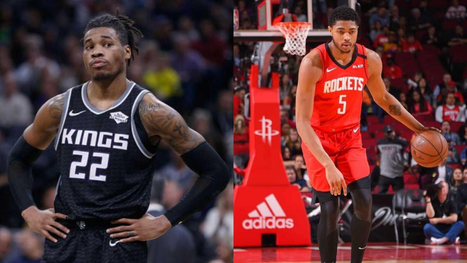 """Los jugadores Holmes y Caboclo rompen la """"burbuja"""" de Orlando y son castigados por la NBA"""