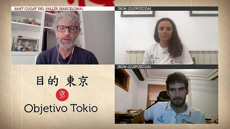 Objetivo Tokio - Programa 95: Pleno histórico en Tokio 2021 - ver ahora