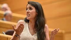 """Irene Montero, al PP: """"Su forma de hacer oposición es tan sucia como las cloacas que se dedicaron a construir"""""""