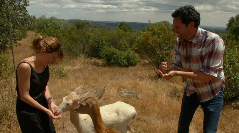 Aquí la Tierra - Marta Nieto nos enseña la zona más rural de Navalagamella
