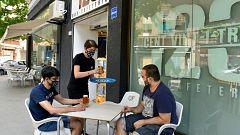 Preocupación y malestar en Lleida por el confinamiento