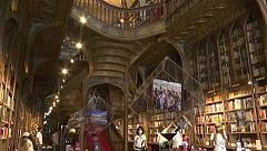 Los lectores siguen visitando la librería Lello aunque no inspiró a Rowling para Harry Potter