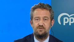 "Jaime de Olano (PP) pide un ""armazón legal"" que faculte a los presidentes autonómicos a tomar medidas por los rebrotes"