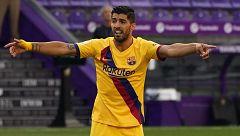 """Luis Suárez: """"La Liga la dejamos escapar nosotros"""""""