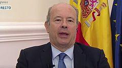 """Campo insta al rey a """"avanzar"""" hacia una mayor transparencia tras las informaciones sobre Juan Carlos I"""