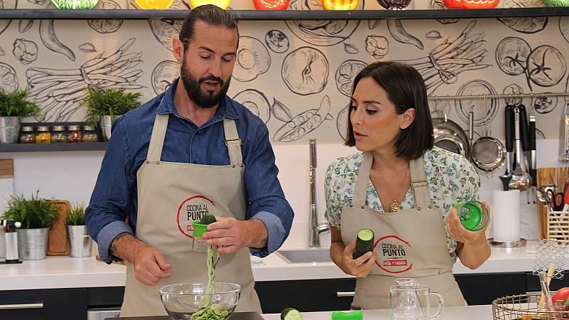 Cocina al punto con Peña y Tamara - El tomate del Perelló - ver ahora