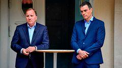 Sánchez visita al sueco Löfven para negociar el fondo de reconstrucción europeo