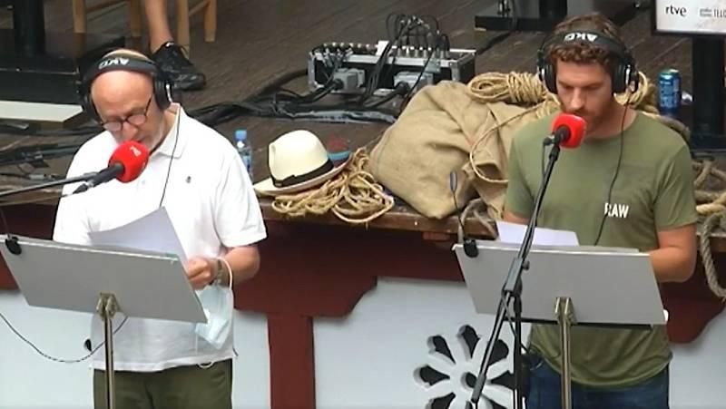 RNE estrena 'Magallanes, el viaje infinito' en el Festival de Almagro