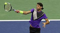 Los grandes torneos de tenis no pararán si hay un positivo de coronavirus
