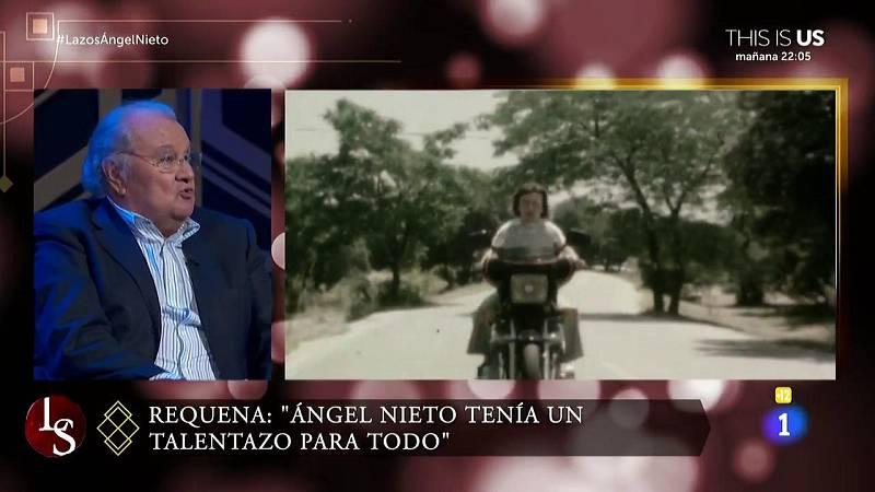 Las anécdotas de Ángel Nieto en la pista