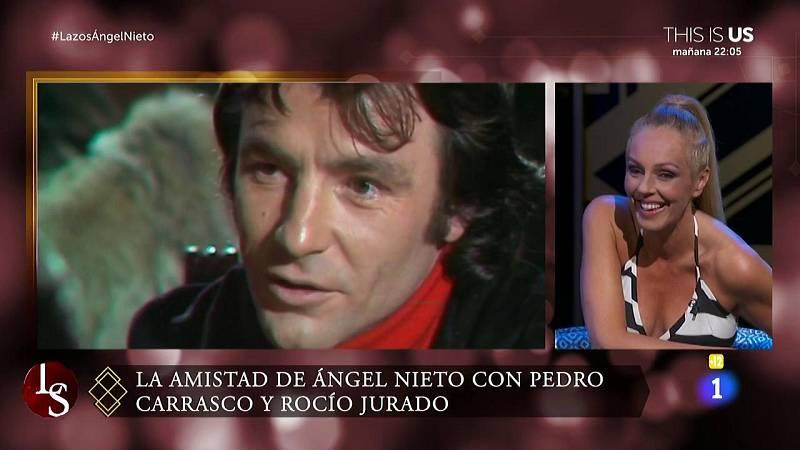 La amistad de Pedro Carrasco y Ángel Nieto