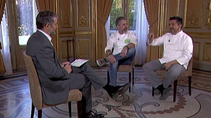 Conversatorios en Casa de América - Chefs - ver ahora