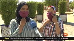 Alivio entre las temporeras marroquíes de Huelva, que podrán volver a casa a partir del sábado