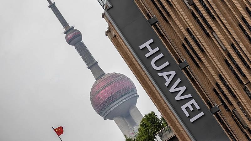 El Reino Unido se une a EE.UU. en su veto a la tecnología 5G de la empresa china Huawei