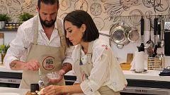 Cocina al punto con Peña y Tamara - La gamba blanca y la chirla de Punta Umbría