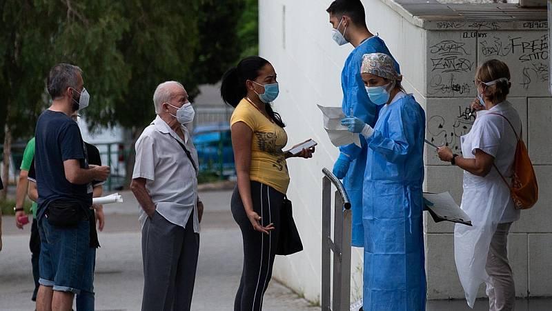 La Generalitat prepara nuevas restricciones contra el coronavirus en Barcelona y otros puntos de Cataluña