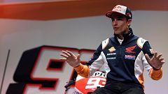 """Márquez: """"La velocidad sigue ahí, pero la consistencia no"""""""