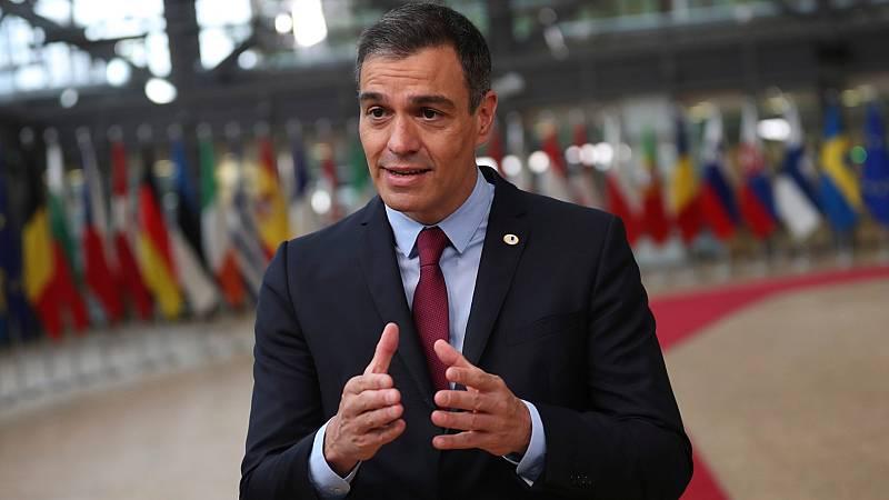 """Sánchez: los líderes europeos están """"obligados"""" al acuerdo en una cumbre """"histórica"""" para la recuperación"""