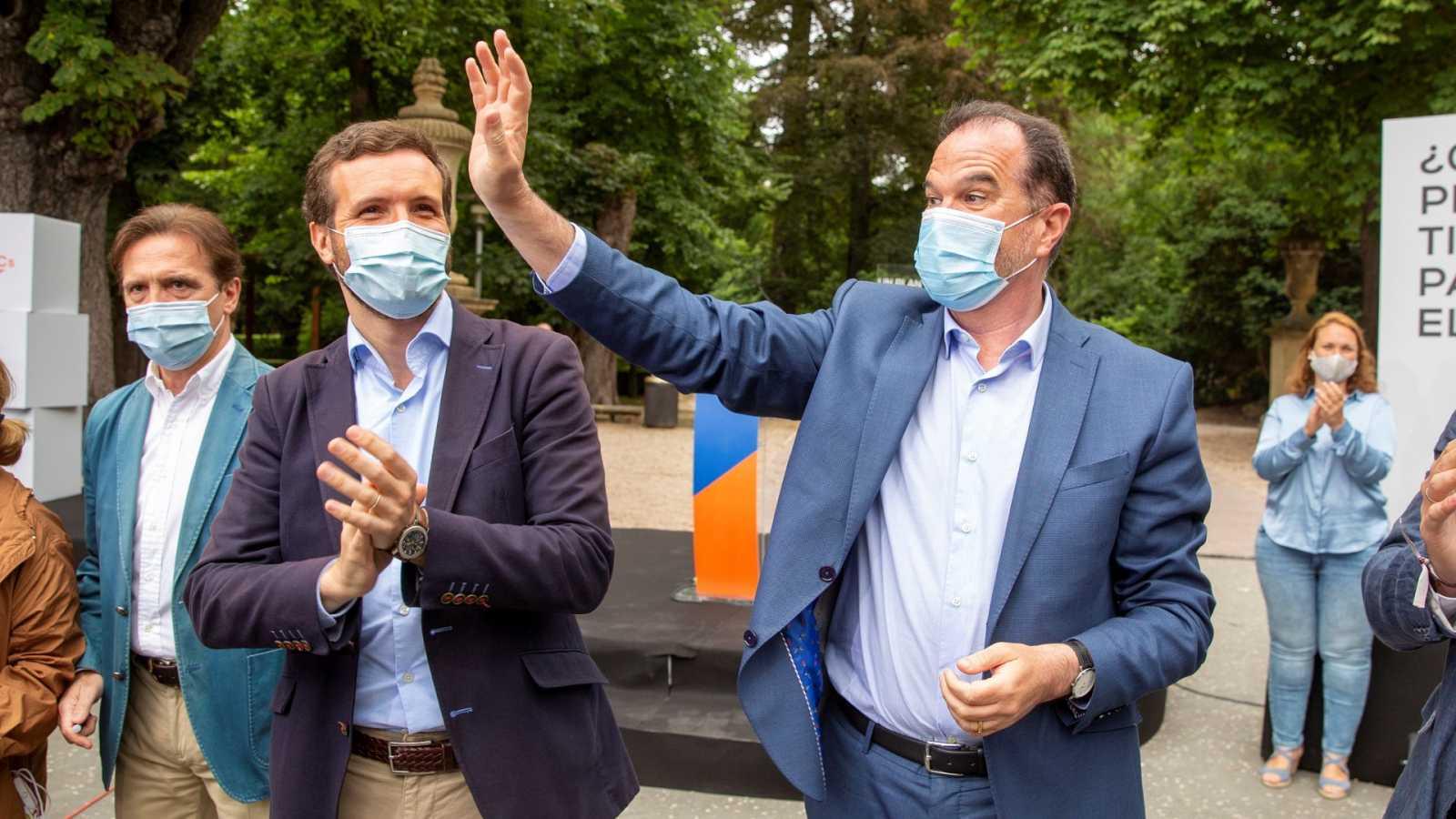 PP+Cs arrebata el último escaño por Bizkaia a EH Bildu y deja sin mayoría a un tripartito de izquierdas