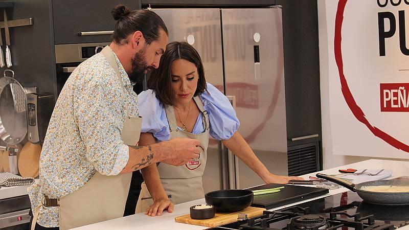 Cocina al punto con Peña y Tamara - La trucha de Riofrío - ver ahora