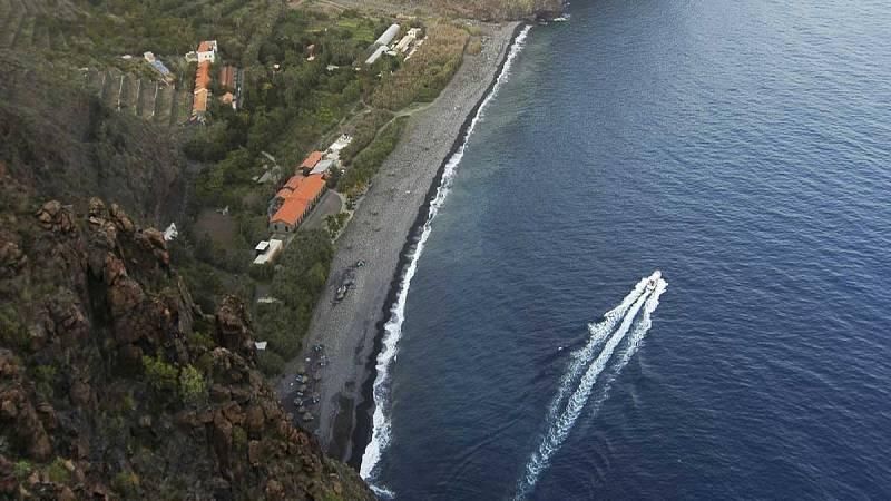 Un hotel lejos del mundanal ruido en La Gomera