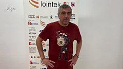 """Mario López: """"Es un lujo poder contar con Colhado"""""""