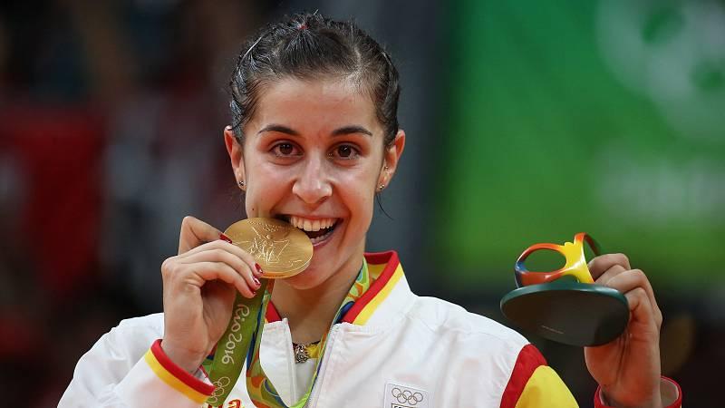 Álvarez café - Programa 8: Carolina Marín, campeona olímpica y mundial de bádminton - ver ahora