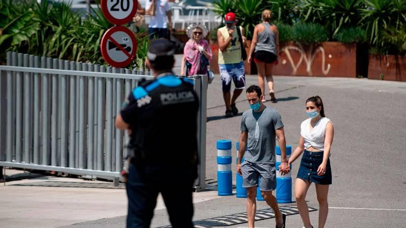 Las restricciones en los municipios de Barcelona entran en vigor, pese a las peticiones de los alcaldes de consensuar las medidas