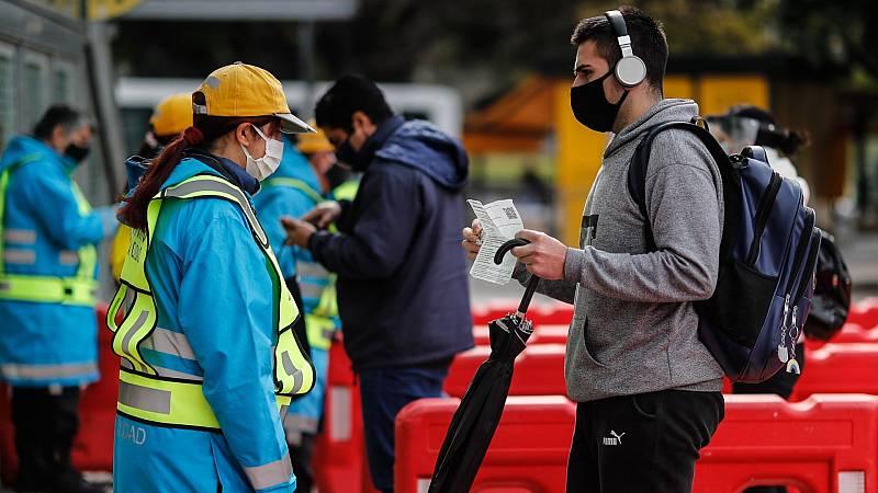 Latinoamérica, una de las regiones más golpeadas por la pandemia