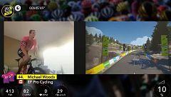 Woods vence en la etapa reina en Mont Ventoux