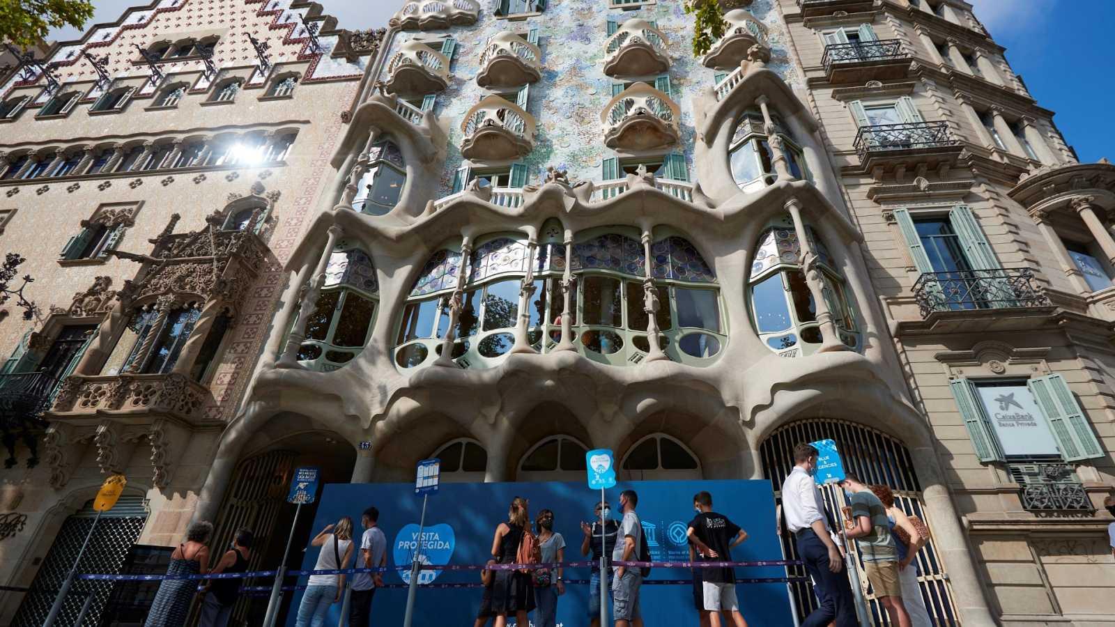 Preocupación en Cataluña por el aumento de casos positivos