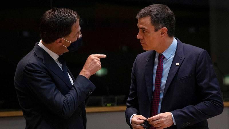 La cumbre europea sigue sin avances pese a la nueva propuesta para contentar a Holanda
