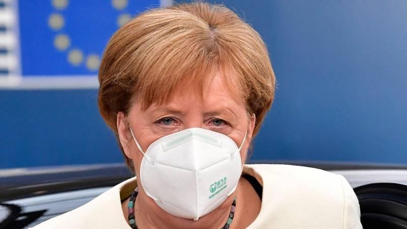 """Merkel: """"Hay buena voluntad pero es posible que no haya hoy un acuerdo"""""""