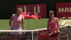 Tenis - Liga Mapfre de tenis femenino. Final. Desde Girona