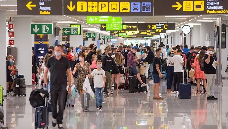 Baleares estudia cuarentenas para turistas nacionales y extranjeros