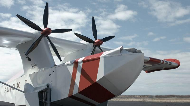 FLYOX, el dron más grande de España, inicia sus vuelos de prueba