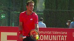 Tenis - Liga Mapfre de tenis masculino. 3ª Jornada, 1º partido. Desde Valencia