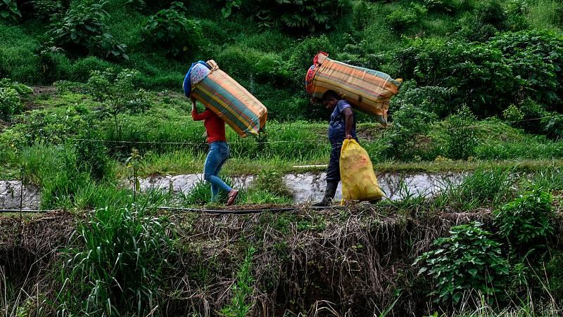 Colombia: grupos paramilitares imponen su 'ley' en plena pandemia